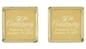 Golden Anniversary Gift