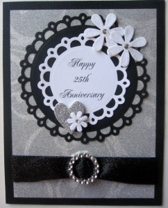 Silver Wedding Gift Ideas Uk : Silver Wedding Anniversary T By The Gluttonous Gardener